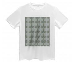 Abstract Art Floral Men's T-Shirt
