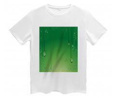 Abstract Art Water Drops Men's T-Shirt