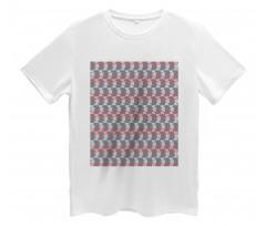 Abstract Arrow Design Men's T-Shirt