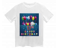 17 Birthday Men's T-Shirt