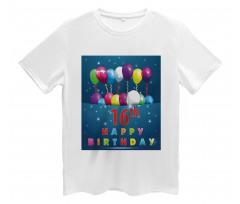 16 Party Men's T-Shirt