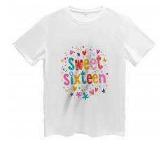 16 Blossoms Men's T-Shirt