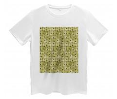Abstract Autumn Garden Men's T-Shirt