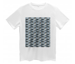 Abstract Art Silhouettes Men's T-Shirt