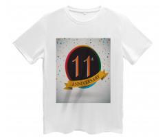 11 Year Retro Style Men's T-Shirt