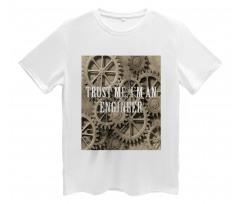 Funny Engineer Words Men's T-Shirt