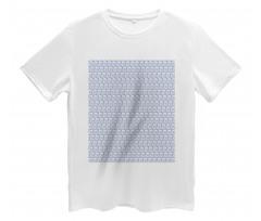 Abstract Art Sea Ocean Waves Men's T-Shirt