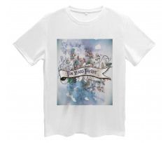 10 Years Floral Art Men's T-Shirt