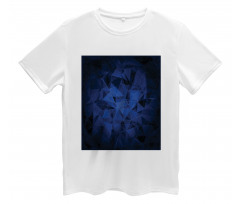 Abstract Atomic Stars Men's T-Shirt
