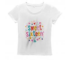 16 Blossoms Women's T-Shirt