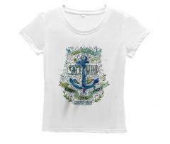 Ocean Anchor Women's T-Shirt