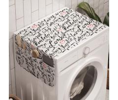 Avrupa Çamaşır Makinesi Düzenleyici İngilteredeki Şehirlerin Yazılı Görseli