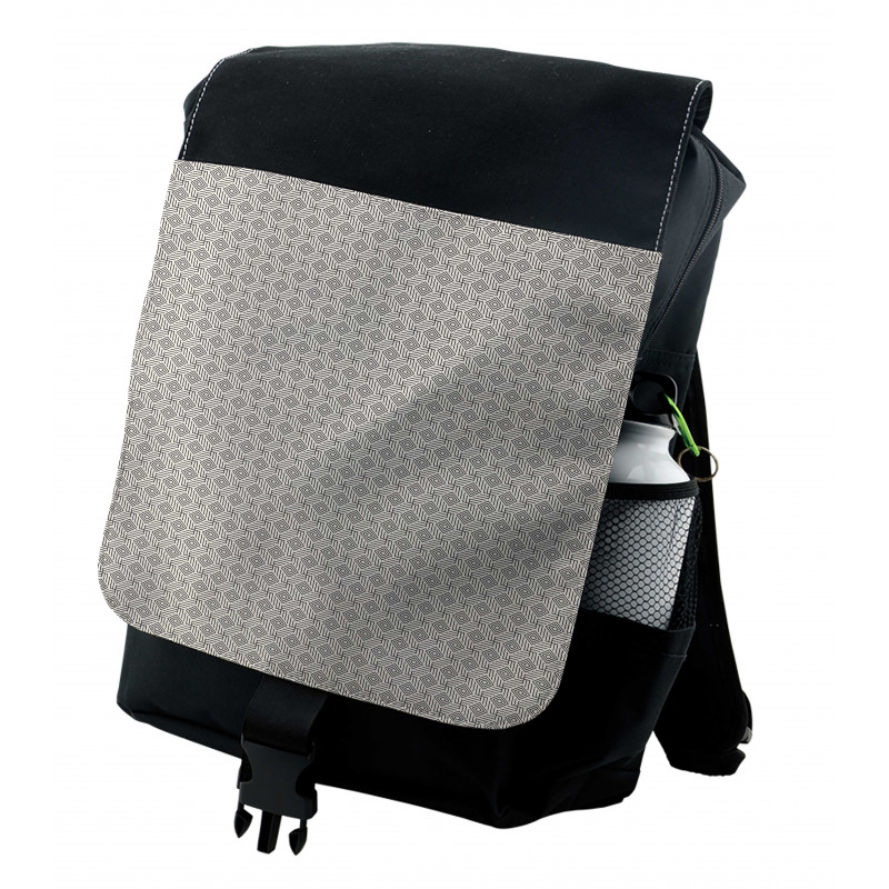 Abstract Art Grid Backpack