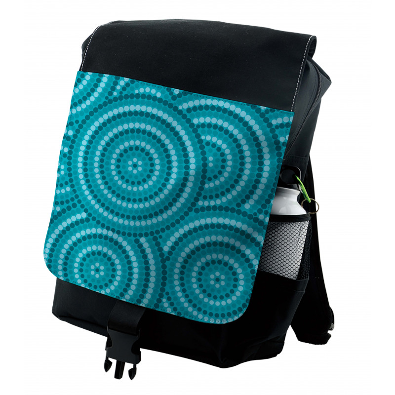 Abstract Australian Dots Backpack
