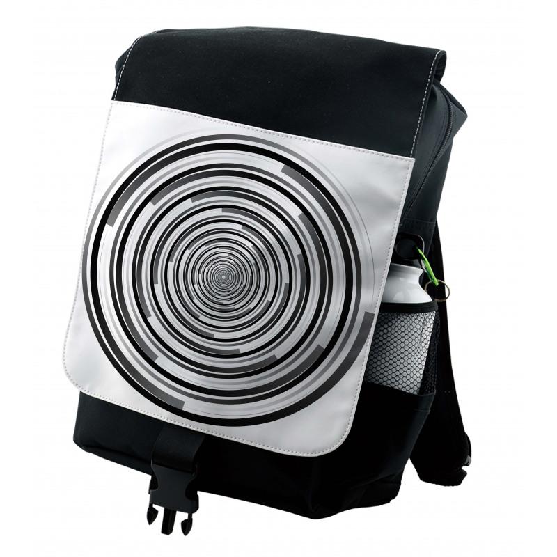 Abstract Art Spirals Backpack