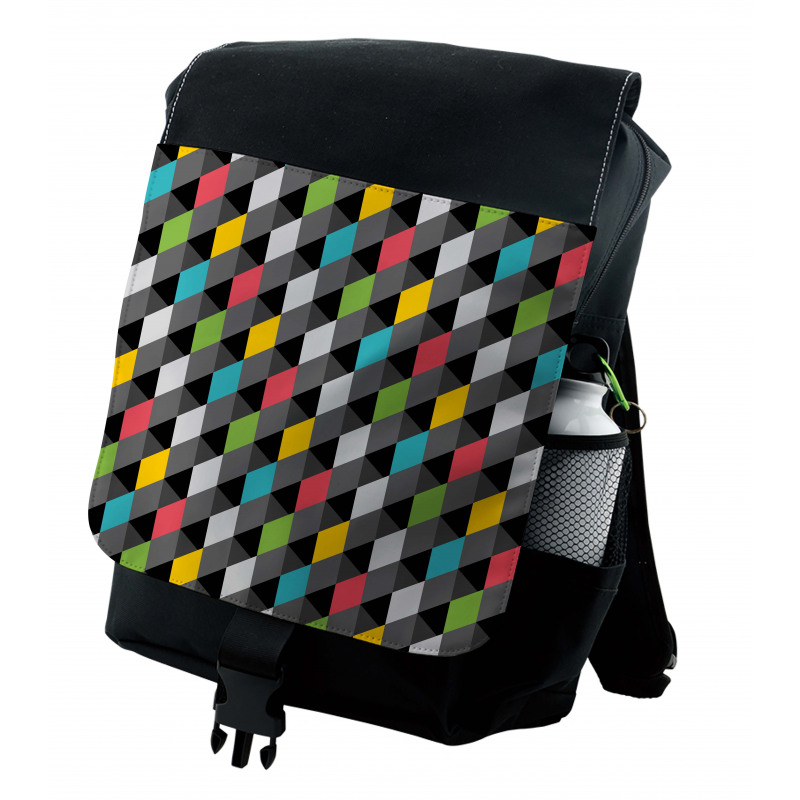Abstract Art Style Backpack