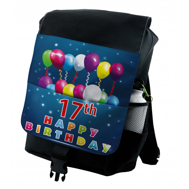 17 Birthday Backpack