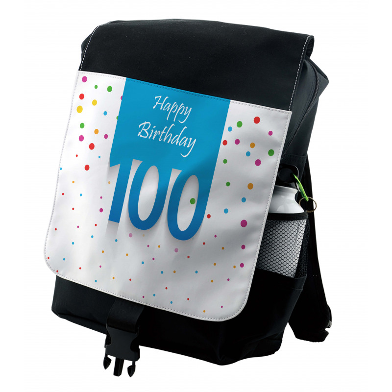 100 Years Birthday Backpack