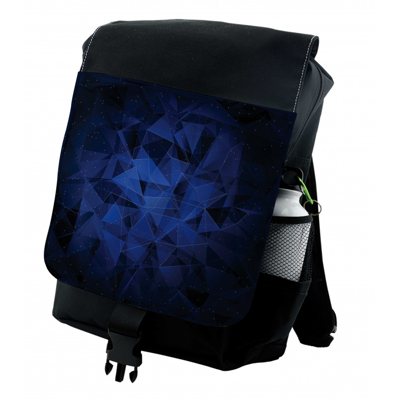Abstract Atomic Stars Backpack