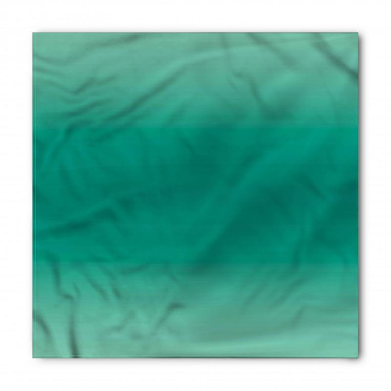 Bandana Yeşilin Tonları