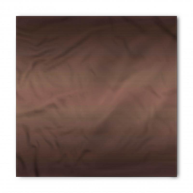 Bandana Dalgalı Kahverengi