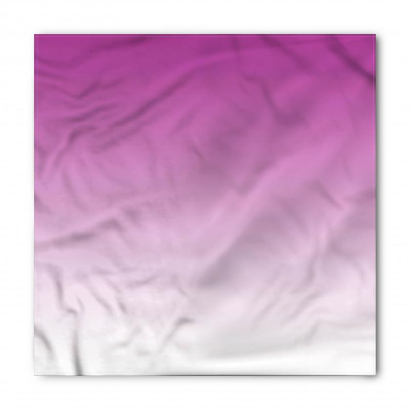 Bandana Mor Beyaz Desenli
