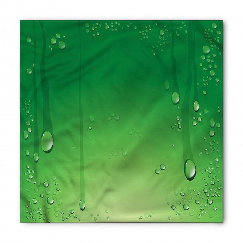 Abstract Art Water Drops Bandana