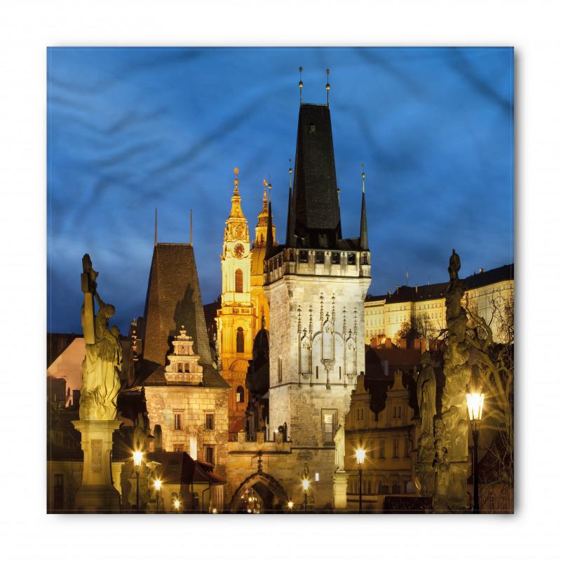Avrupa Bandana Antik Mimari ve Gökyüzü