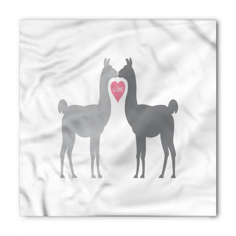 2 Animals in Love Bandana