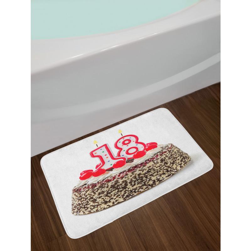 18 Party Bath Mat