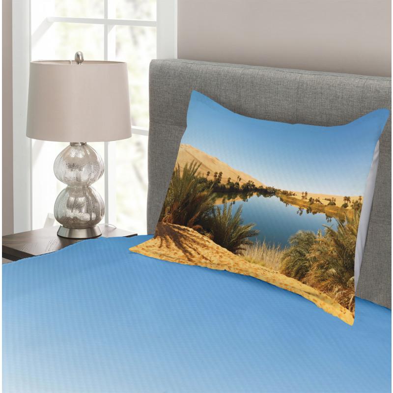 Idyllic Oasis Awbari Bedspread Set