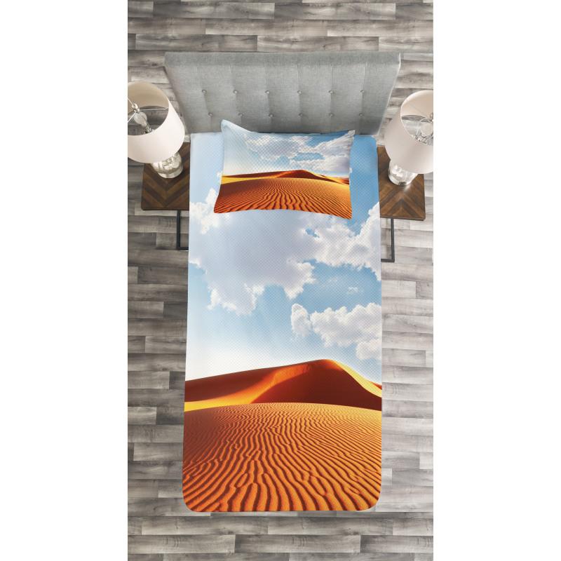 Landscape with Dunes Bedspread Set