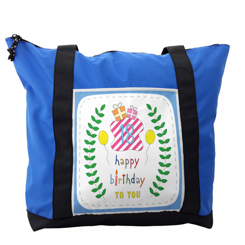 18 Birthday Shoulder Bag