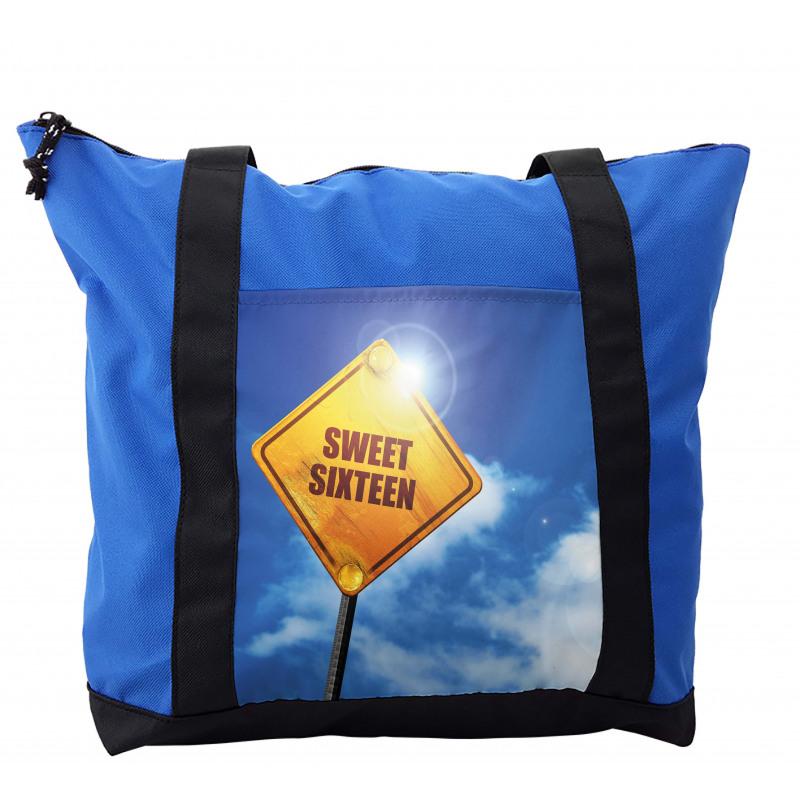 16 Road Shoulder Bag