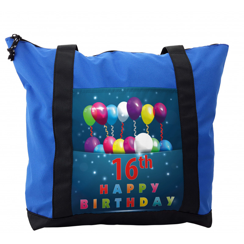16 Party Shoulder Bag