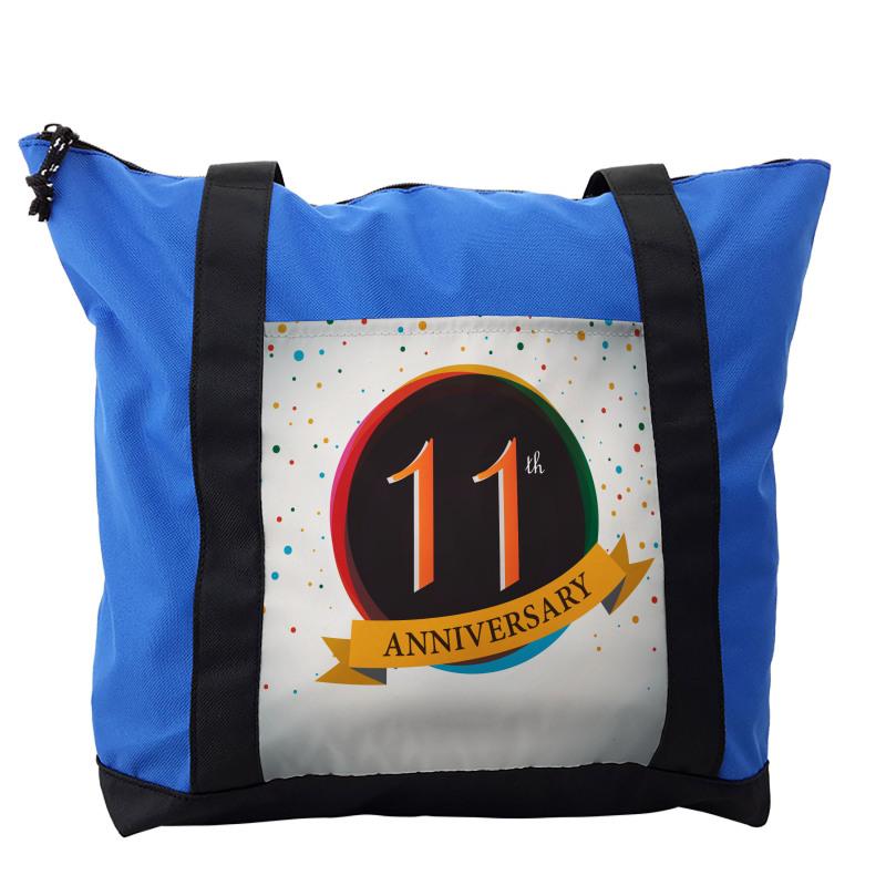 11 Year Retro Style Shoulder Bag