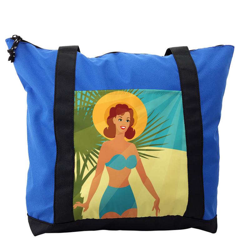 1950s Style Bikini Shoulder Bag