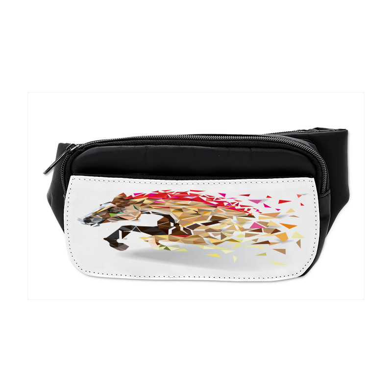 Abstract Art Wild Horse Bumbag