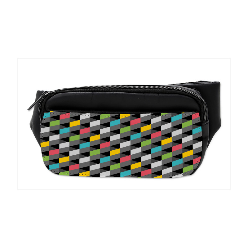 Abstract Art Style Bumbag