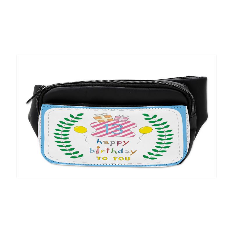 13th Birthday Gifts Bumbag