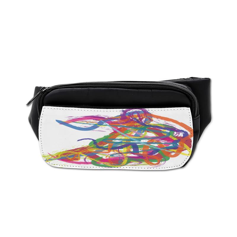 Abstract Art Dancer Bumbag