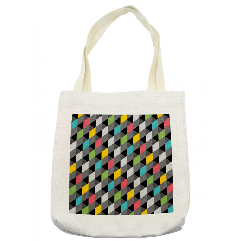 Abstract Art Style Tote Bag