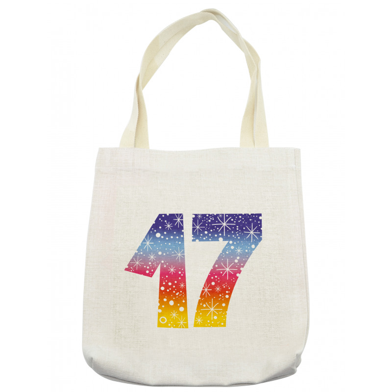 17 Party Tote Bag