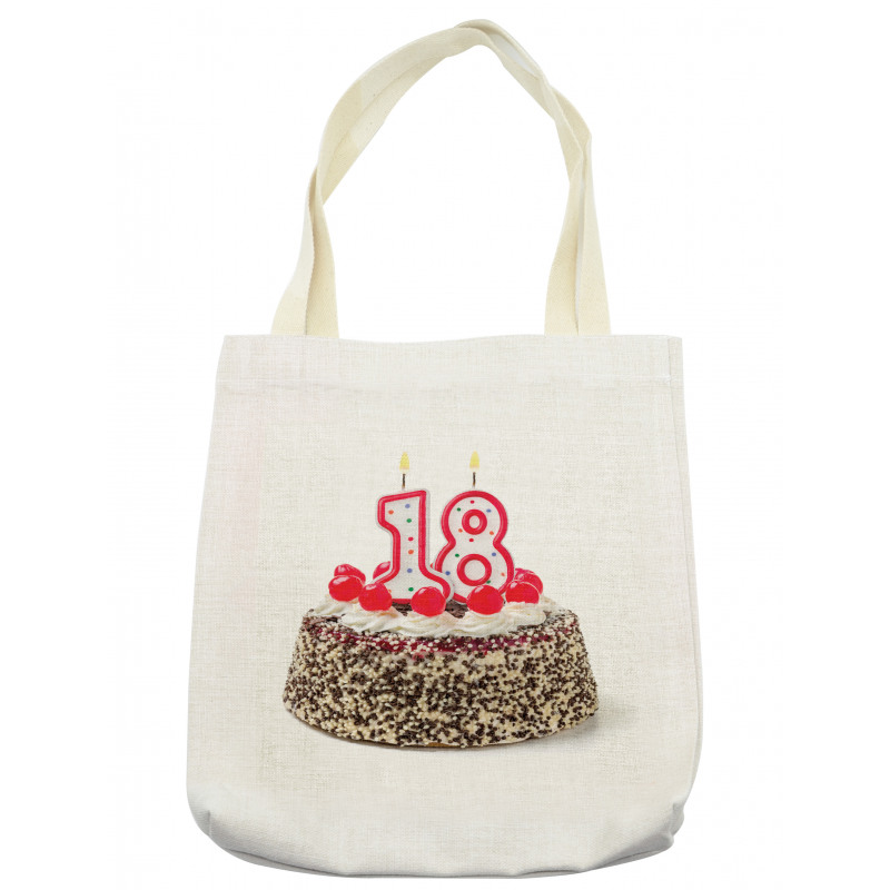 18 Party Tote Bag