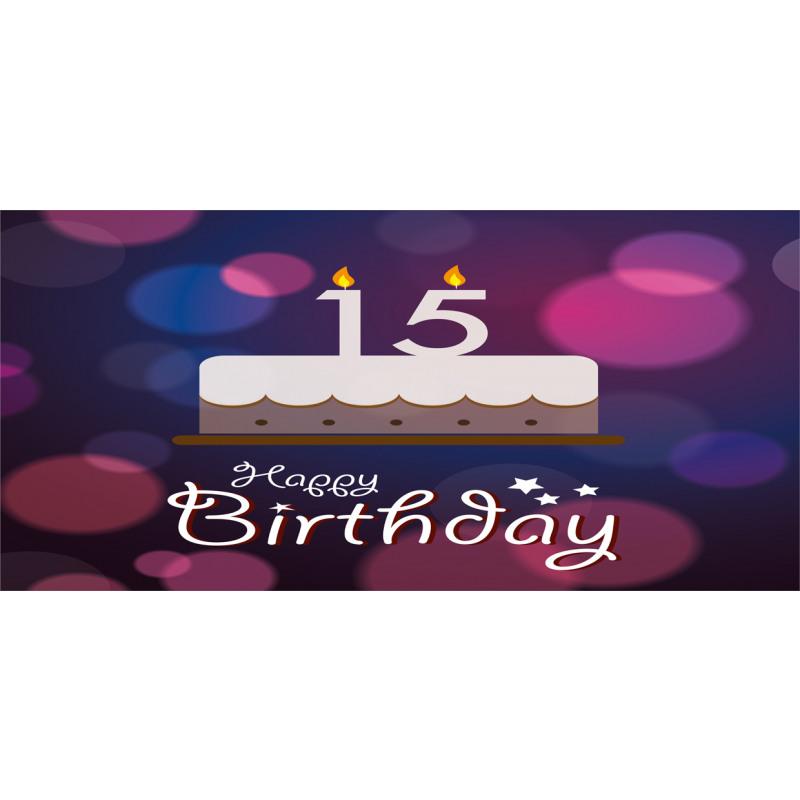 15 Birthday Cake Piggy Bank
