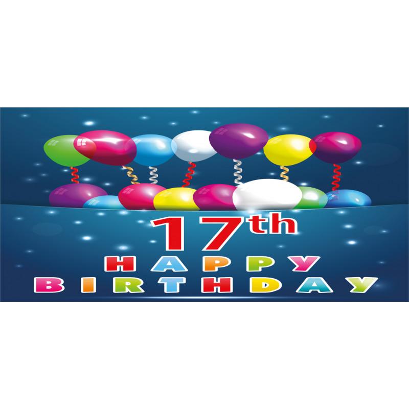 17 Birthday Piggy Bank
