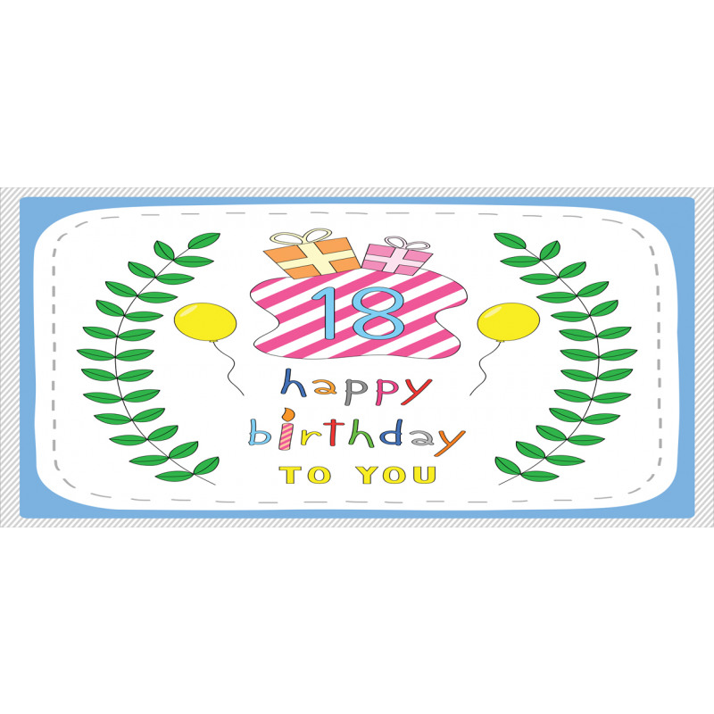 18 Birthday Piggy Bank