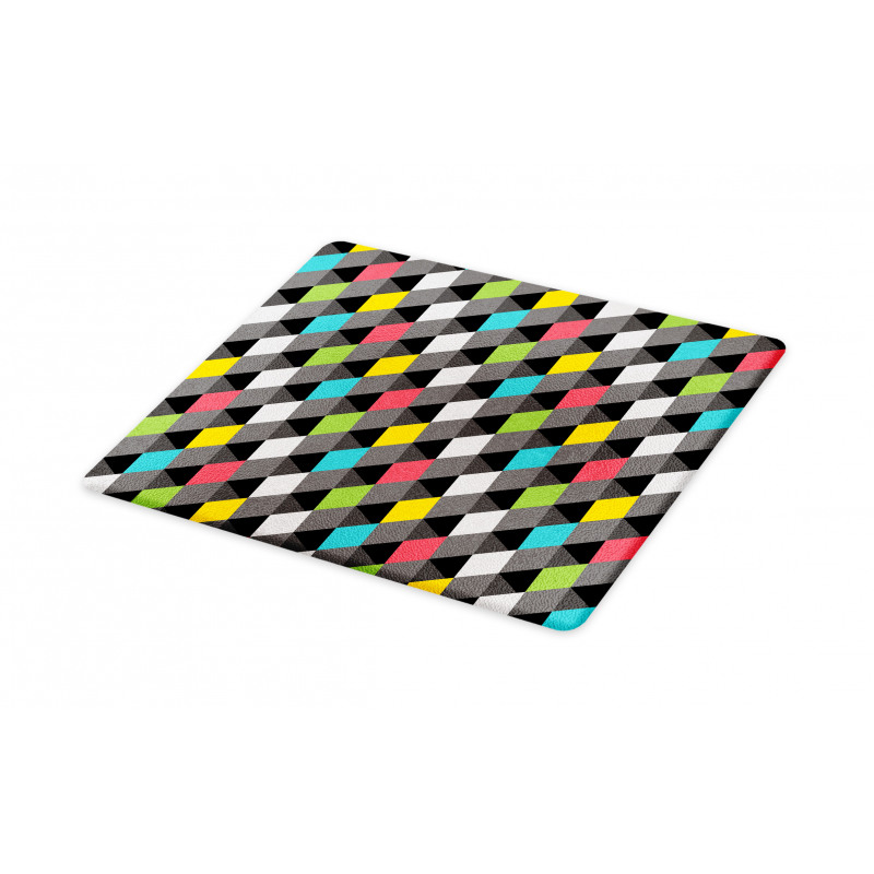 Abstract Art Style Cutting Board