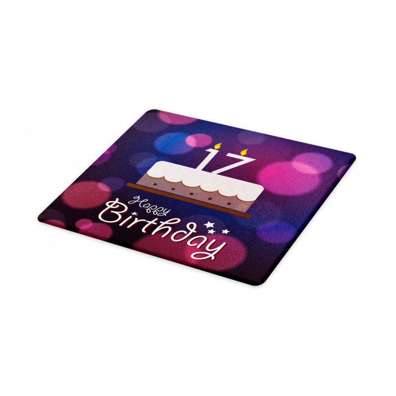 17 Party Cake Cutting Board