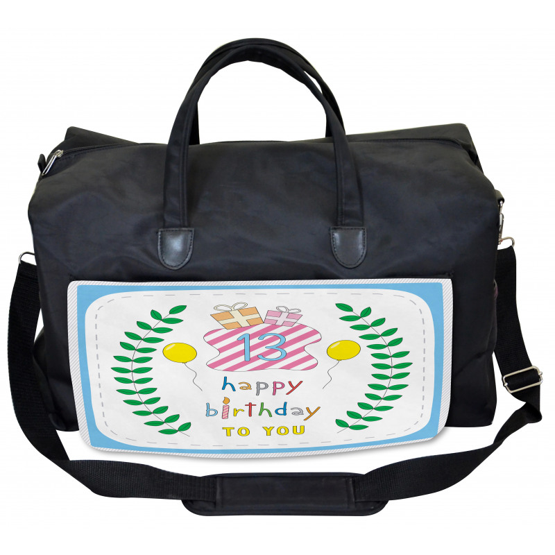 13th Birthday Gifts Gym Bag